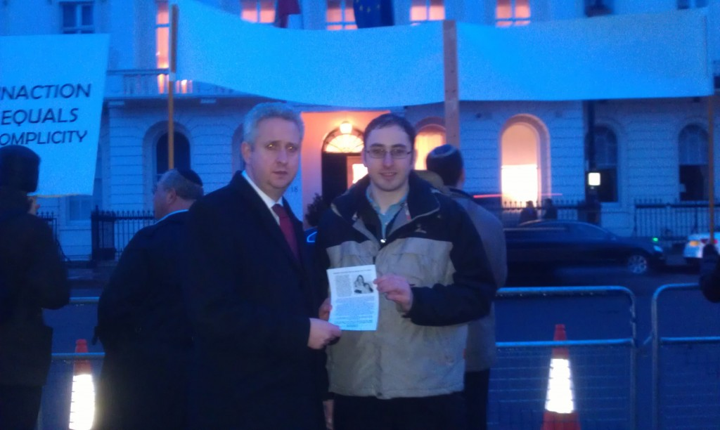 Ivan Lewis MP endorses the campaign