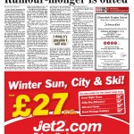 Jewish Telegraph 29th Nov 2013