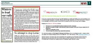 Jewish Telegraph 20th Dec 2013