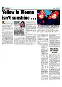 Jewish Telegraph 3rd Jan 2014